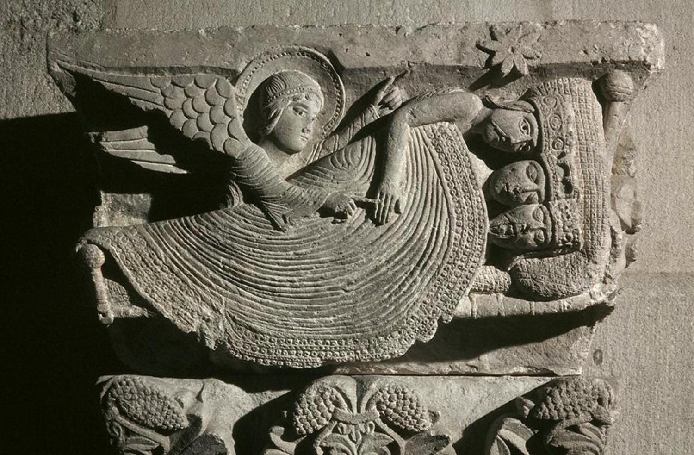 Autun, sec. XII, reis magos